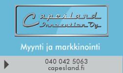 Capesland Innovation Oy