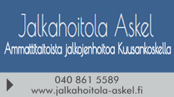 Jalkahoitola Askel